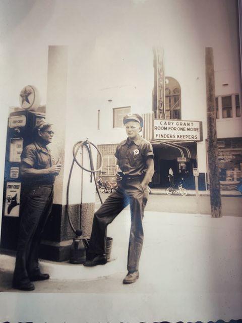 1952 photo as Florida Theatre credit Shalon Musee Pascarelli.