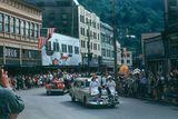 July 4, 1950 Parade photo credit Jim Huff.