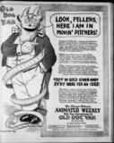 Ad for Old Doc Yak - Clarendon Theatre - Chicago Tribune Mon Jun 7 1915