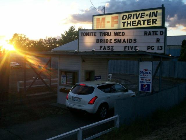 M-F Drive-In