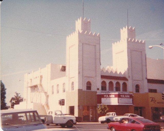 Tulare Theatre.