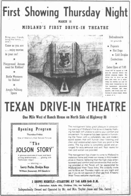 Texan Drive-In