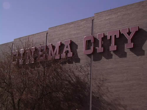 Warren Cinema City