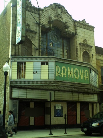 RAMOVA Theatre, Chicago, 2009.