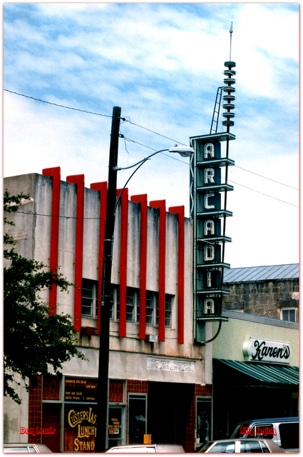 Arcadia Theater© Kerrville TX Don Lewis / Billy Smith