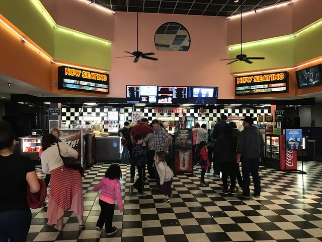 Cinemark Movies West 8