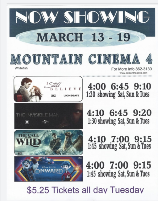 Mountain Cinema 4
