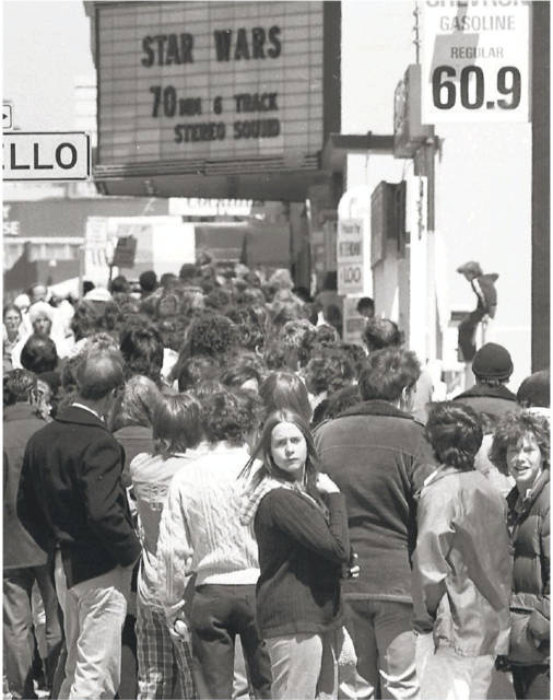 Photo credited to Gary Fong SF Chronicle 1977