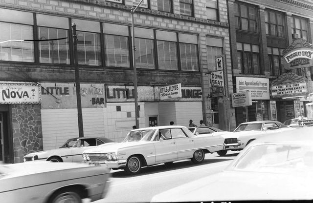 August 4, 1970 photo credit Cleveland City Hall Collection.
