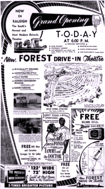 Forest Drive-In