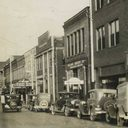 Circa 1932 photo credit Charles K. Belhasen's Memorial Facebook page, courtesy Johnson County Historical and Genealogical Society, Inc.