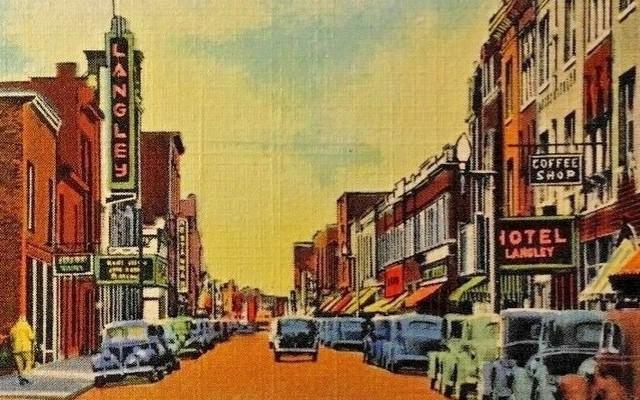 Langley - Hampton, VA