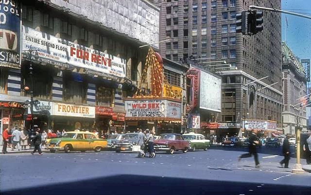 1958 photo credit Phyllis Ewen, courtesy J.J. Sedelmaier.