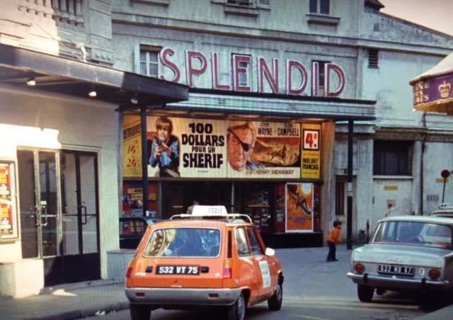 SPLENDID GAÎTÉ in May 1973