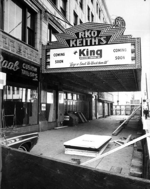 RKO Keith Theatre Dayton, OH