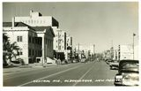 Circa 1935 postcard courtesy Route 66 Mother Road Postcards and more Facebook page.