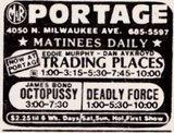 Portage Ad