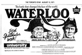 UNIVERSITY THEATRE - WATERLOO - TORONTO STAR  AUGUST 13, 1971
