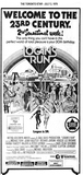 LOGAN'S RUN - JULY 2, 1976 - TORONTO STAR