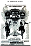 THAT'S ENTERTAINMENT PART 2 - JULY 2, 1976 - TORONTO STAR