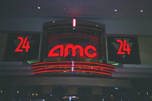 AMC Neshaminy 24 - Inside Neshaminy Mall
