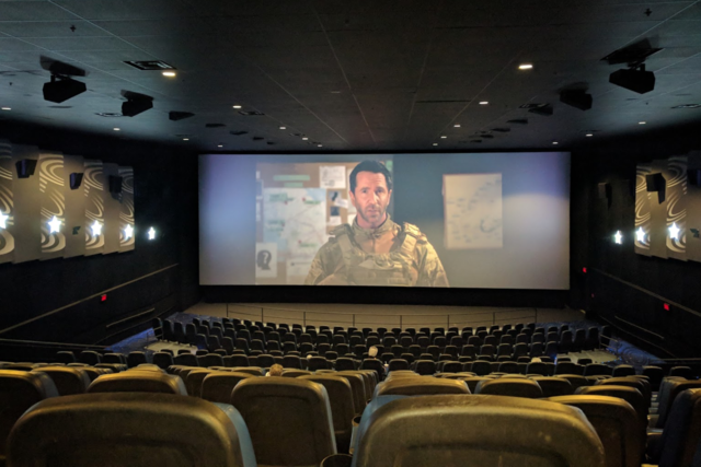 AVX #3 auditorium shot