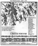A BRIDGE TOO FAR - JUNE 11, 1977