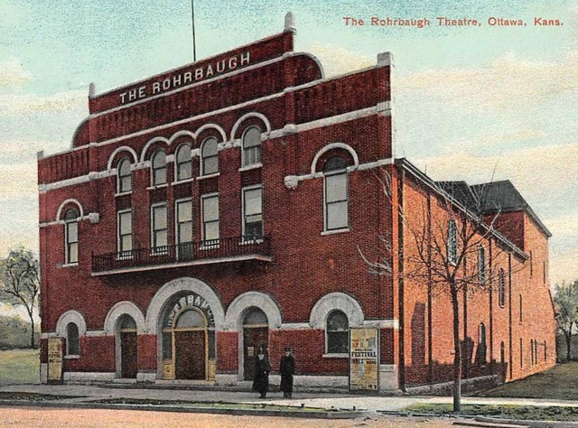 Rohrbaugh - Ottawa, KS
