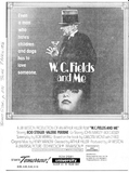 TORONTO STAR - W.C. FIELDS AND ME - APRIL 8, 1976