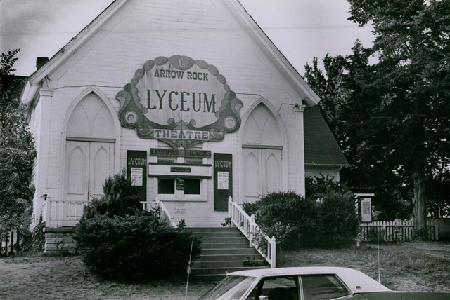 Lyceum - Arrow Rock, MO