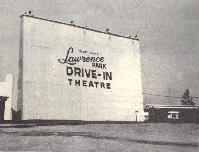 Lawrence Park Drive-In