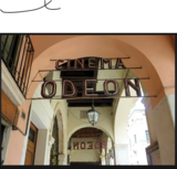 "[""Cinema Odeon""]"