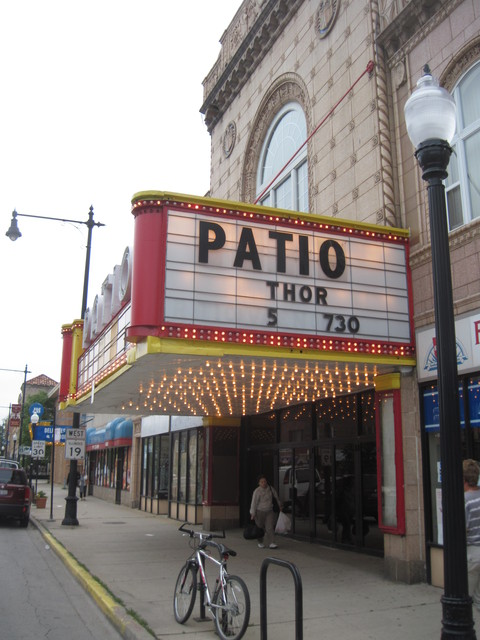restored marquee