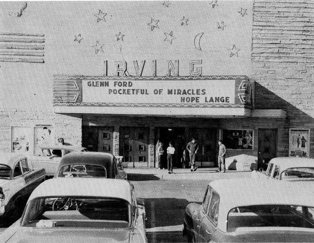 2nd building, Lee St., showing movies until about 1967