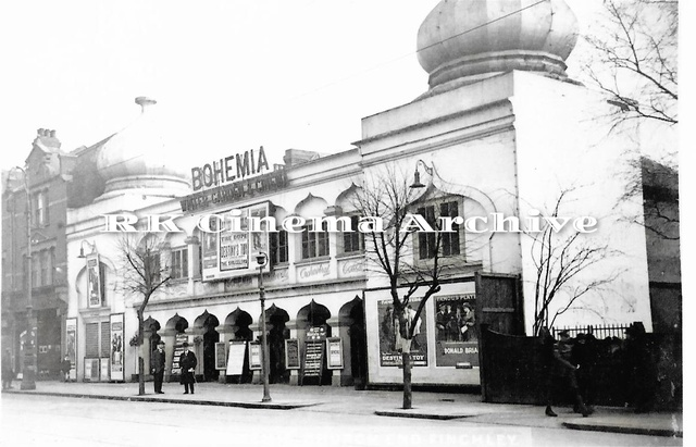 The Bohemia Cinema & Winter Gardens