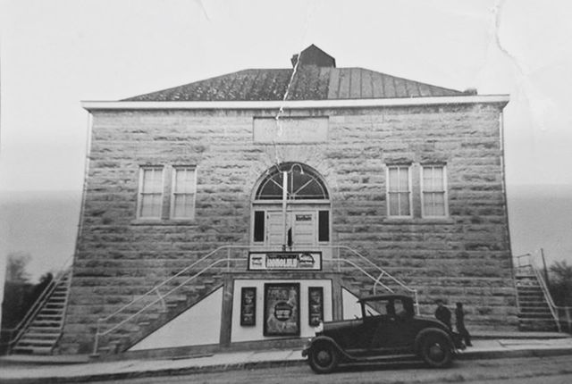 1939 photo courtesy Sonda Bruce.