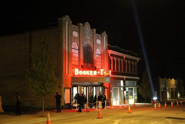 Bookert-T Theater May 2010