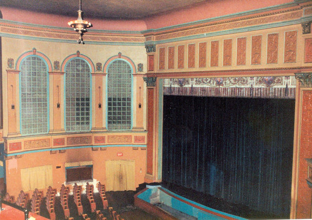 Ready Theatre Auditorium  July 1980