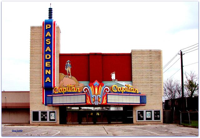 Capitan©..Pasadena Texas