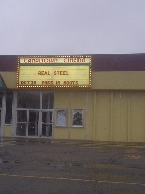 Canaltown Cinema
