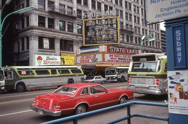6/16/78-9/21/78 photo courtesy Pete Kastanes, Vanished Chicagoland.