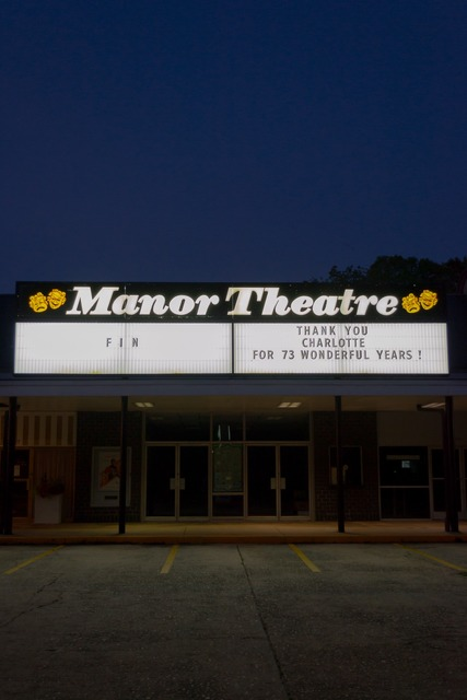 Manor - Final Marquee