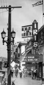 IRIS Theatre; Los Angeles, California.