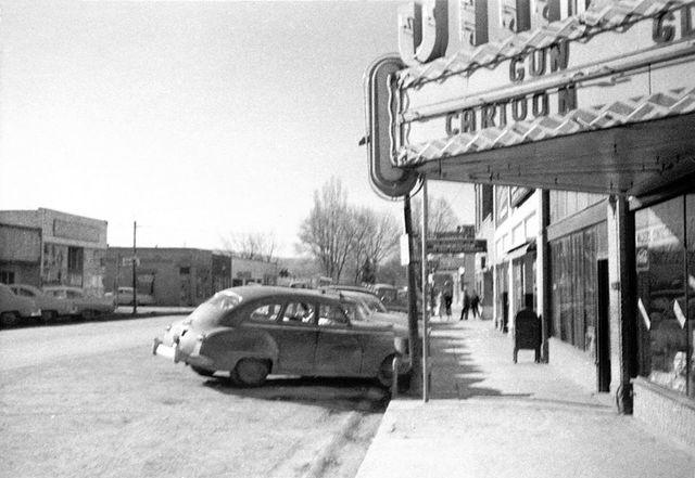 November 1957 photo credit Historical Photos of Fruita & Western Colorado.