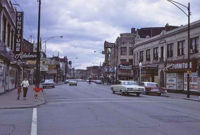 1967 photo credit Dr. Gene Ossello.