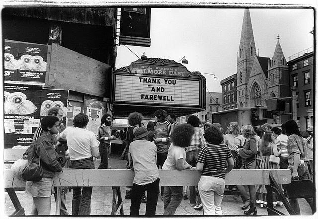 June 27, 1971 photo credit Amalie R. Rothschild.
