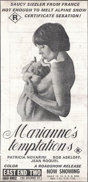 August 8, 1974 print ad courtesy Peter Noorish.