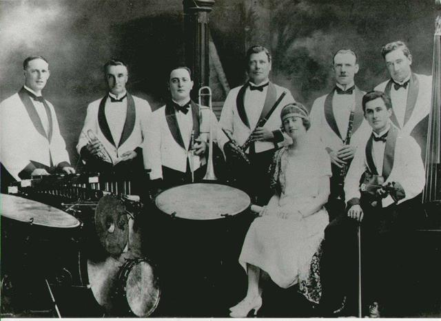 Prince of Wales Theatre  254-258 Murray Street, Perth, WA - 1920's HOUSE ORCHESTRA
