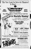 """""""The Trouble with Girls"""" opens the Thunderbird on July 4th, 1969"""