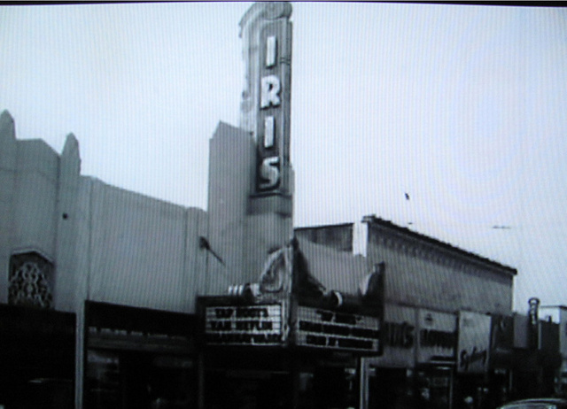 IRIS Theatre, 1948.